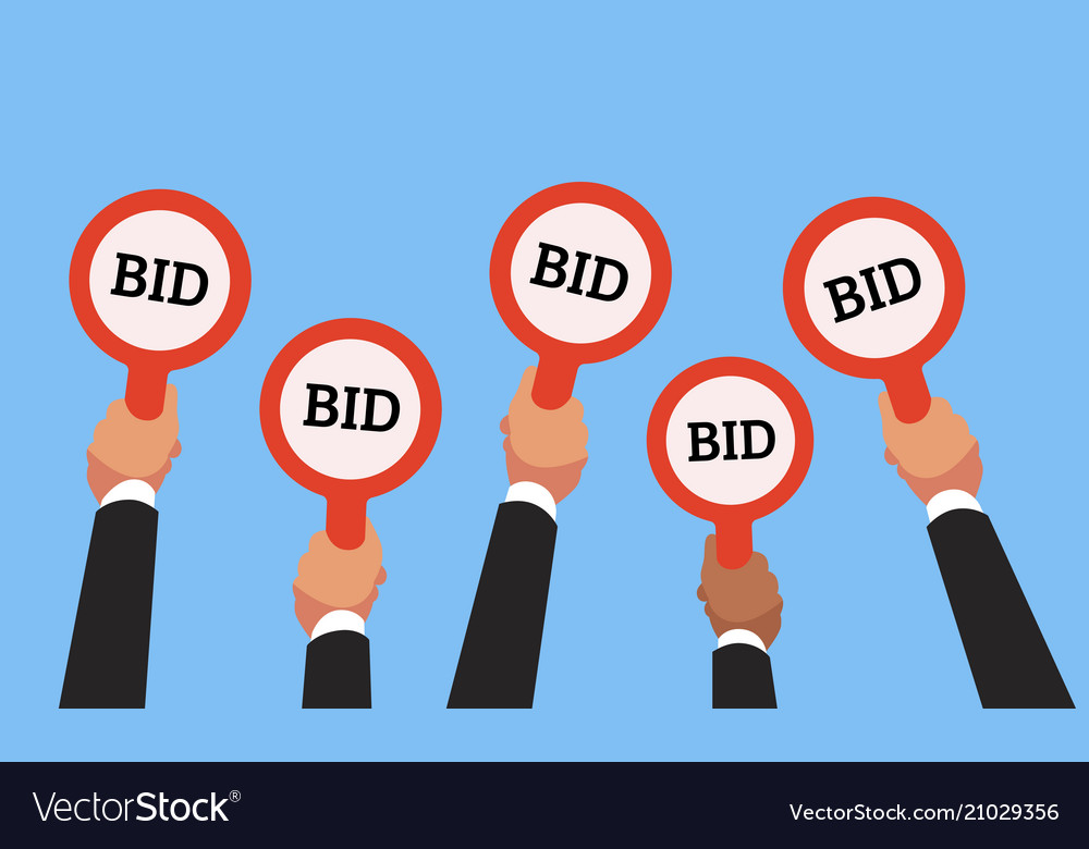 Competitive Bidding   Are you ready