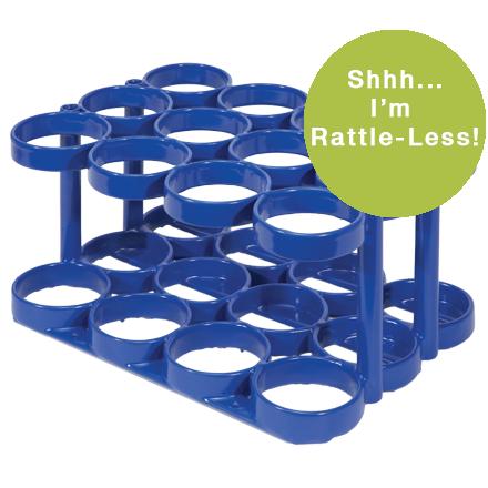 SALE! 12 M6 Rattle-Less Cylinder Rack