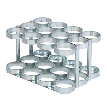SALE! Cylinder Rack - Holds 12 DE Cylinders