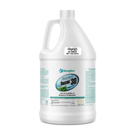 SALE! OxyGo COVID Killer Disinfectant One Gallon