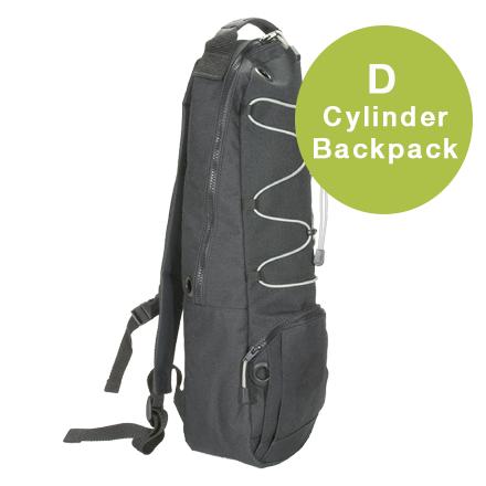SALE! D Cylinder Backpack
