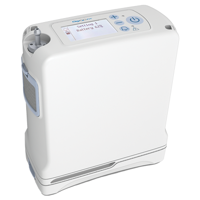 OxyGo FIT Portable Oxygen Concentrator with Bluetooth