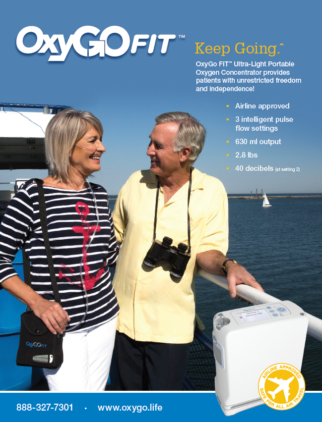OxyGo FIT Provider Brochure