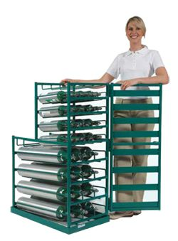 What is the DOT Rule on Carts and Racks