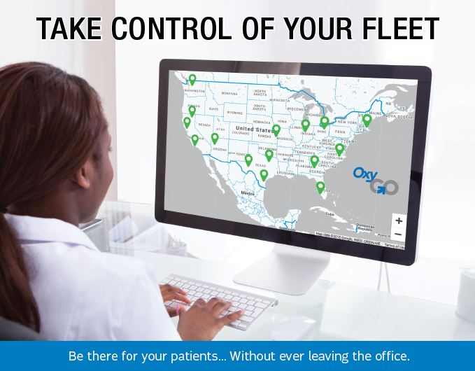 Take Control of Your Fleet with OxyGo FIT Connect and the My OxyGo App!