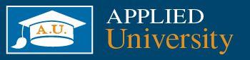 Applied University Logo