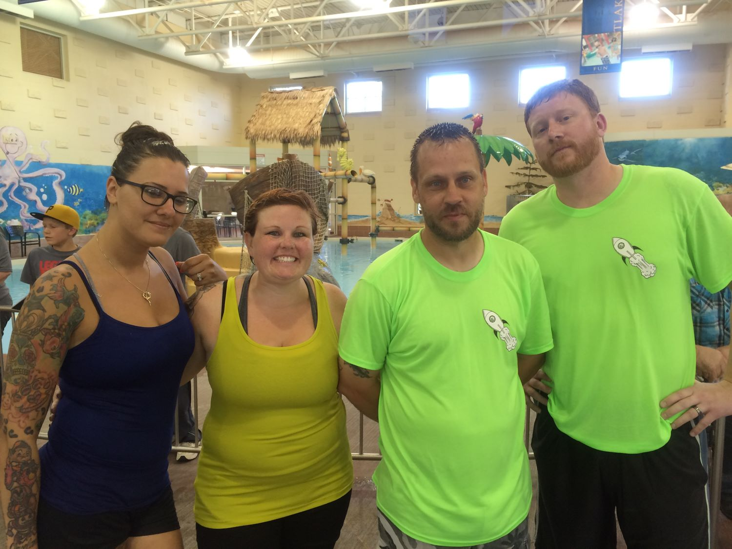 Applied Competes In Yearly Corporate Challenge