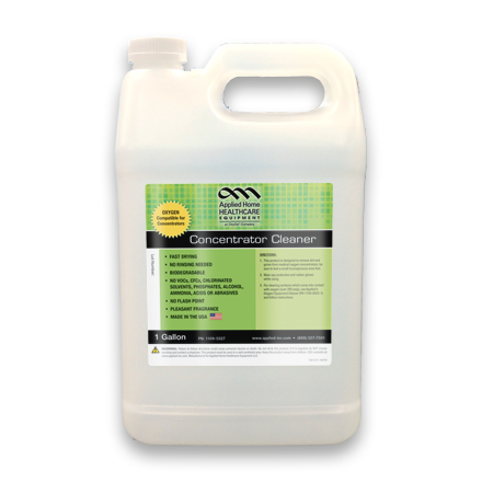Concentrator Cleaner One Gallon