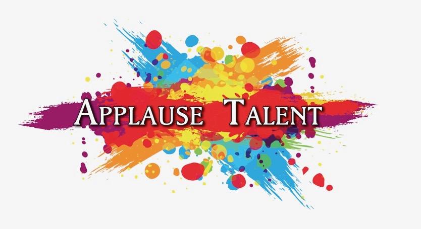 Applause Talent  Logo