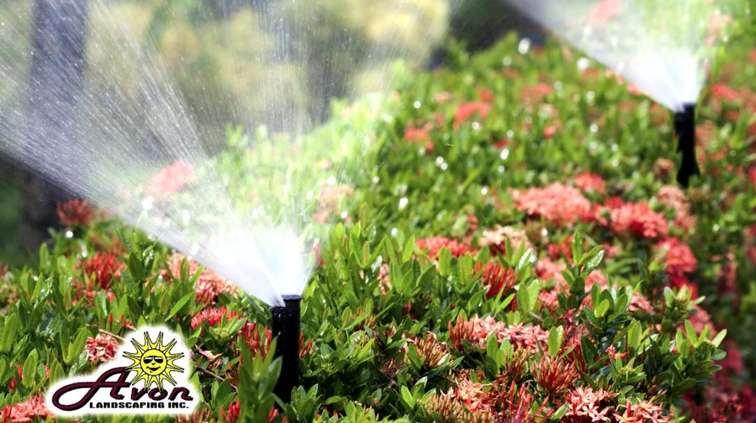 Irrigation System Installations in Avon, Ohio