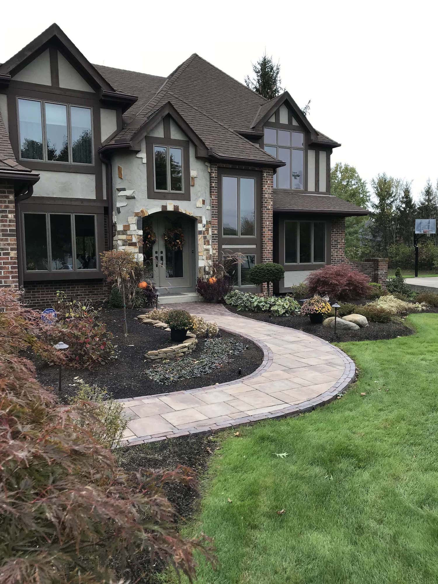 Add an Inviting Pathway | Avon Landscaping