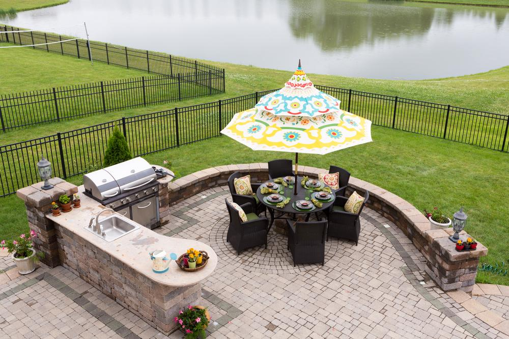 Build Your Outdoor Living Space Today | Avon Landscaping