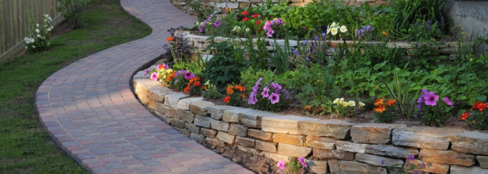 Avon Landscaping Does Patios