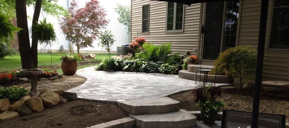 Patios and Walkways | Avon Landscaping
