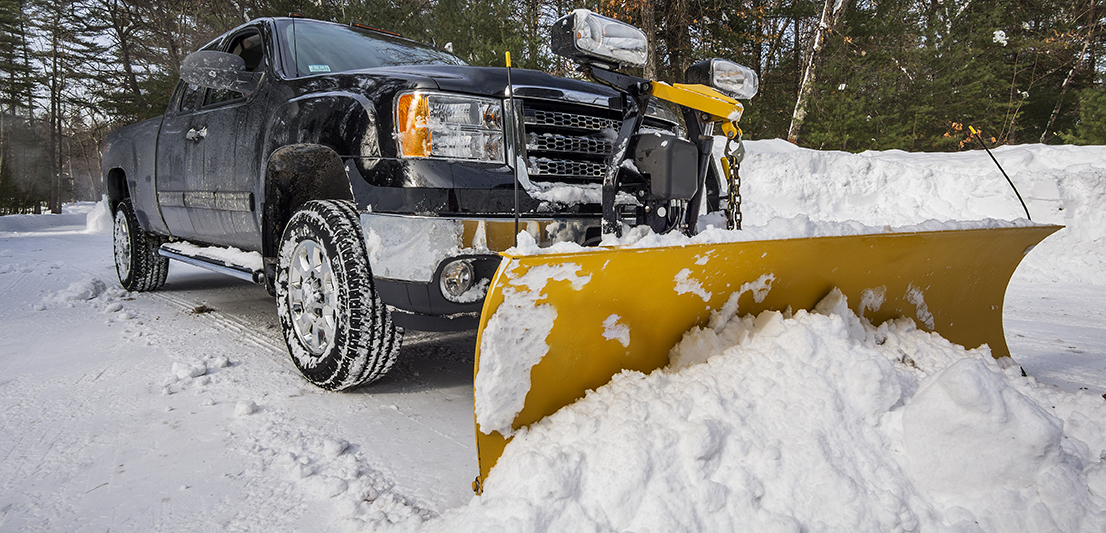 Snow Removal | Avon Landscaping