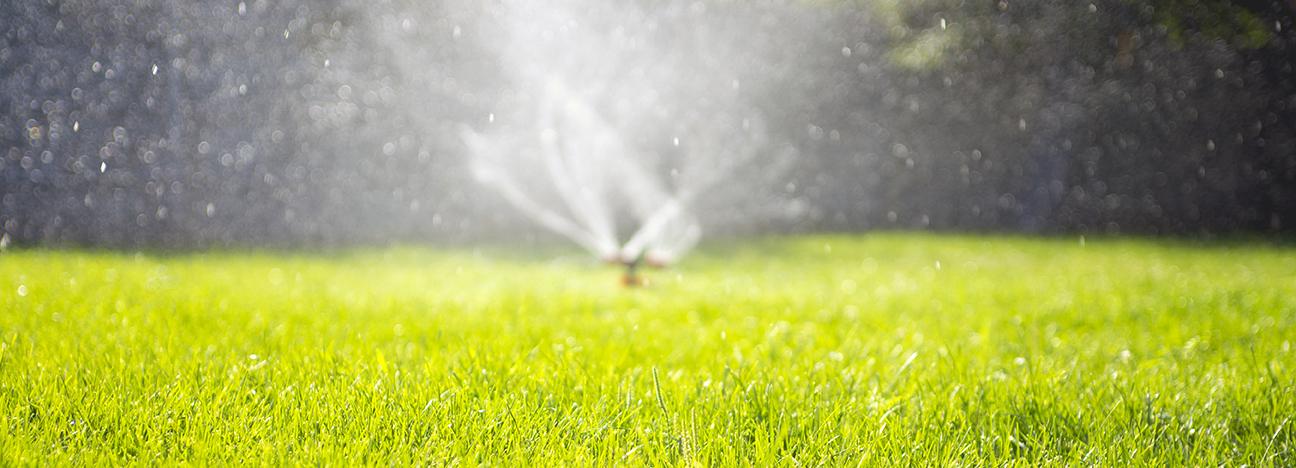 Sprinkler Systems | Avon Landscaping