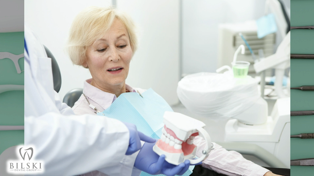 Elderly Dentistry in Independence, Ohio
