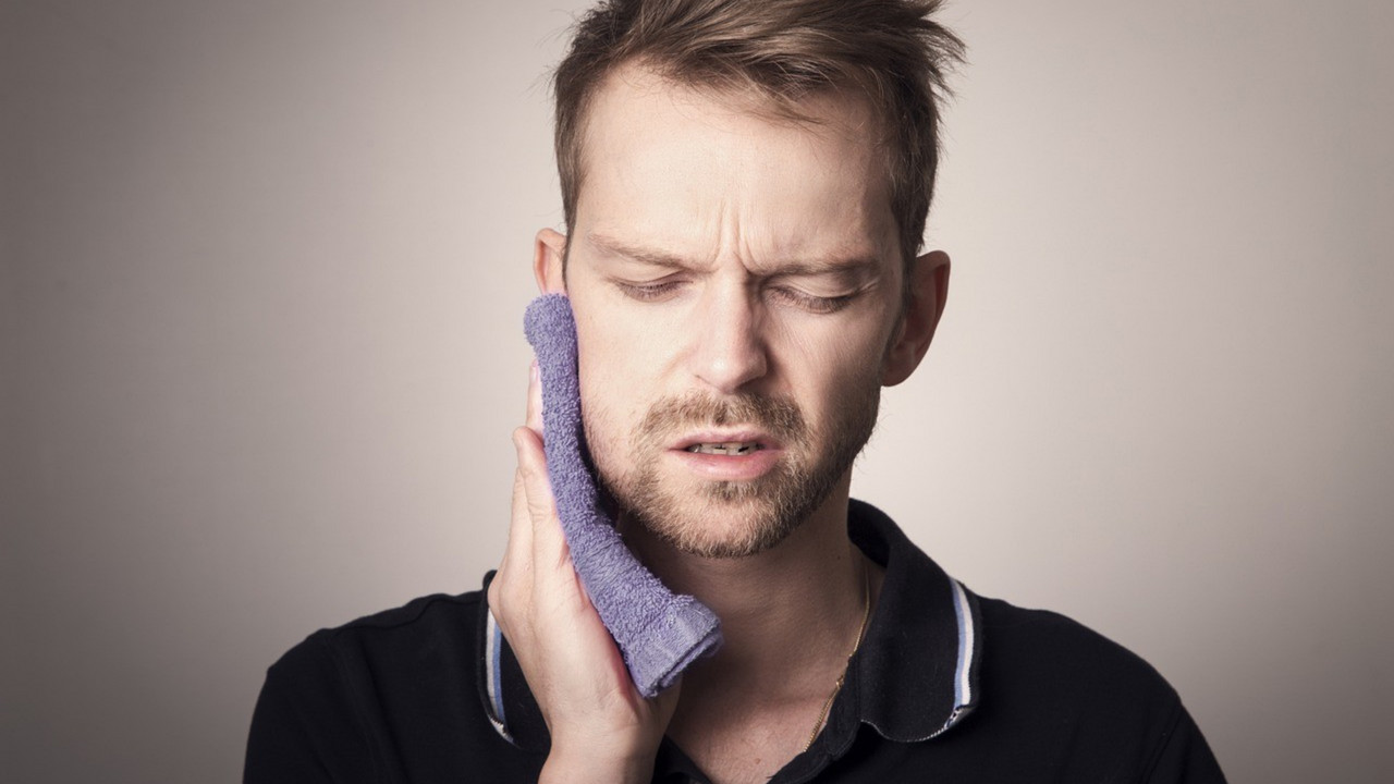 At Home Remedy for a Toothache