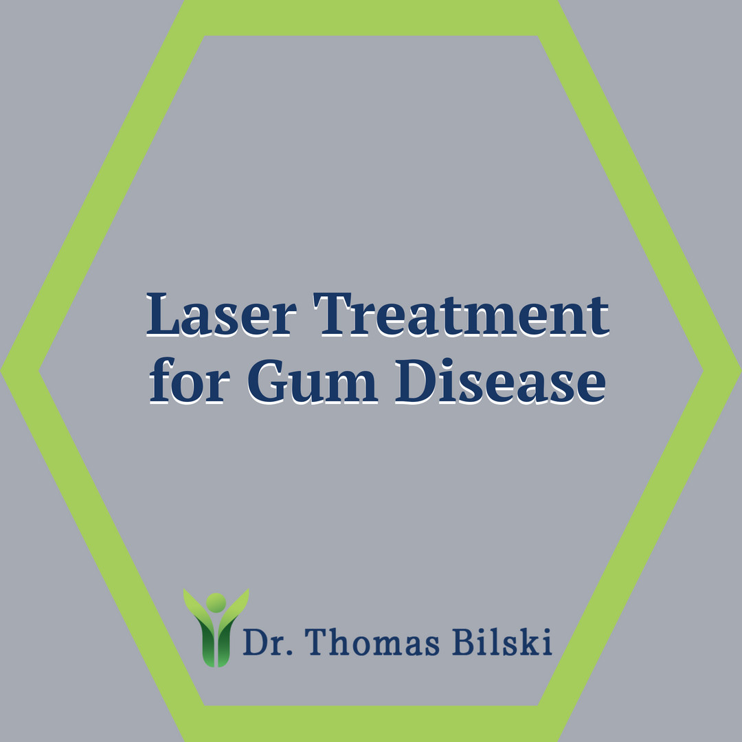 Laser Treatment for Gum Disease in Independence, Ohio Image