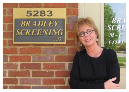 Caroline Bradley Bradley Screening LLC