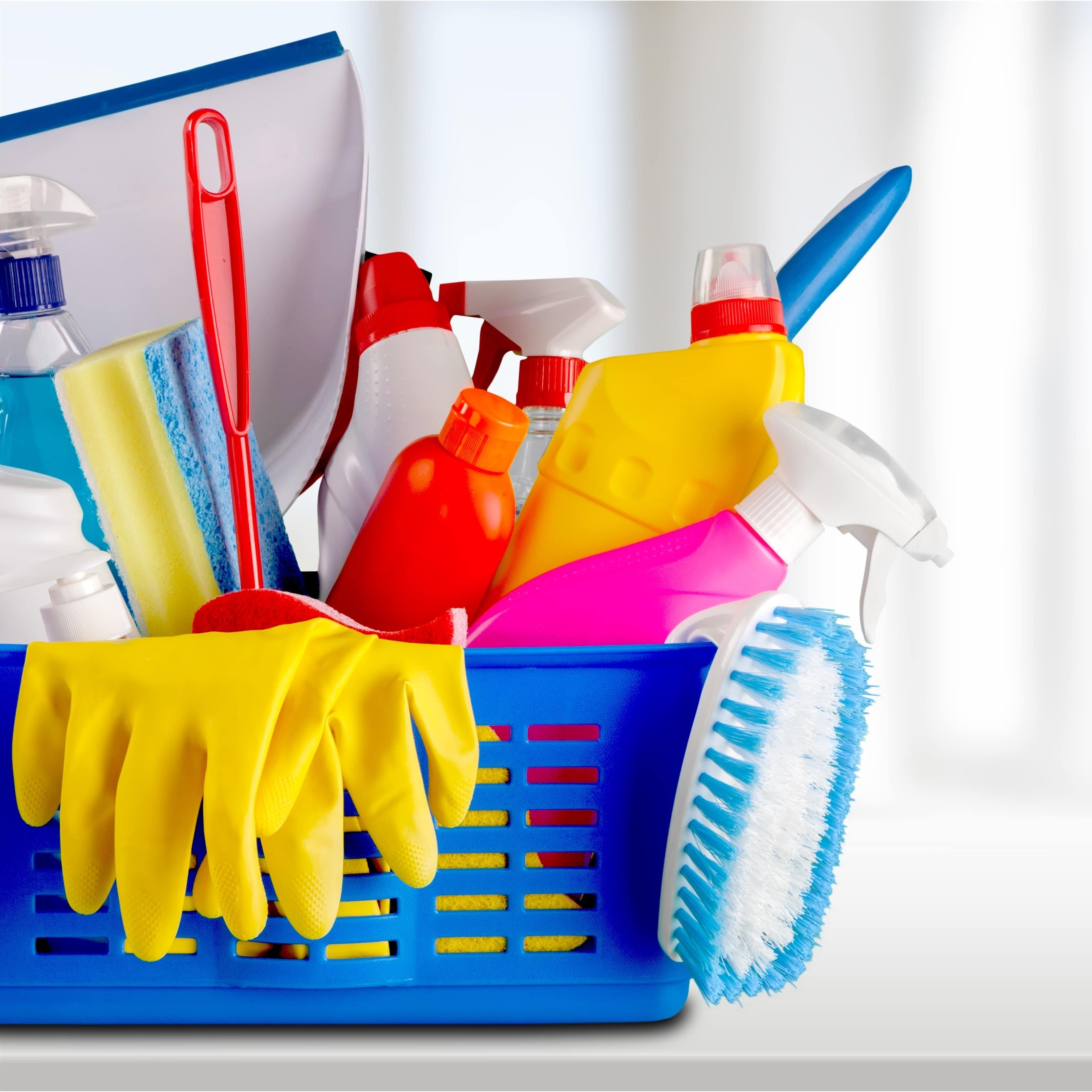 Cleaning Supplies | Brightside Cleaning