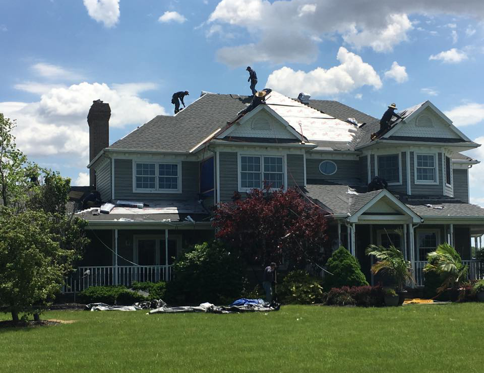 Ohio Roofing | Brolex Builders
