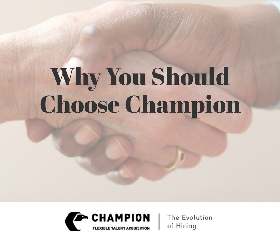 Staff better and smarter with Champion Personnel Systems | Northeast Ohio