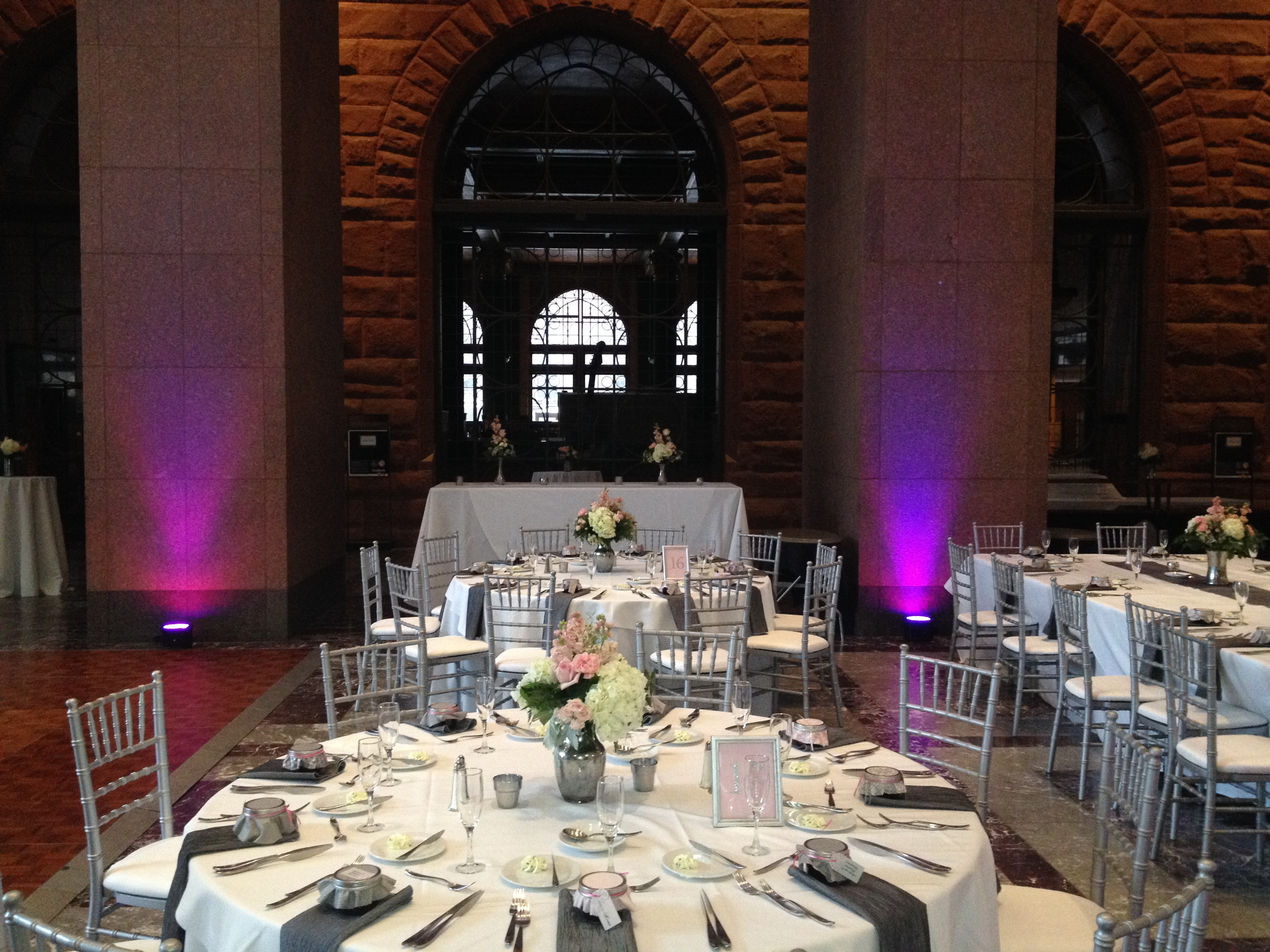 DJ and Uplighting from Cleveland Entertainment