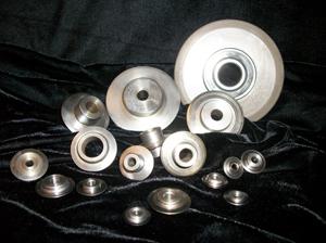 We create pipe cutter wheels
