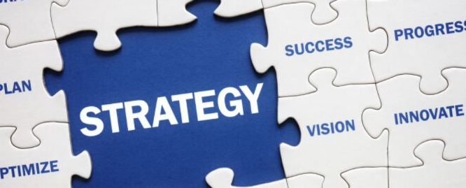 Does Your Business Strategy Look Like This