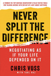 Compass Book Review: Never Split the Difference