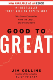 Compass Book Review: Good to Great
