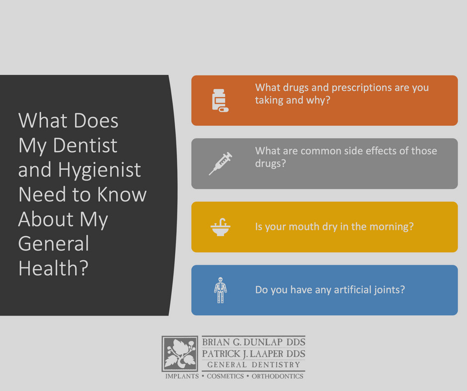 General health and your oral health | Coshocton Dentistry