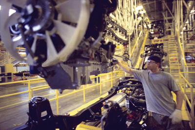 engine plant