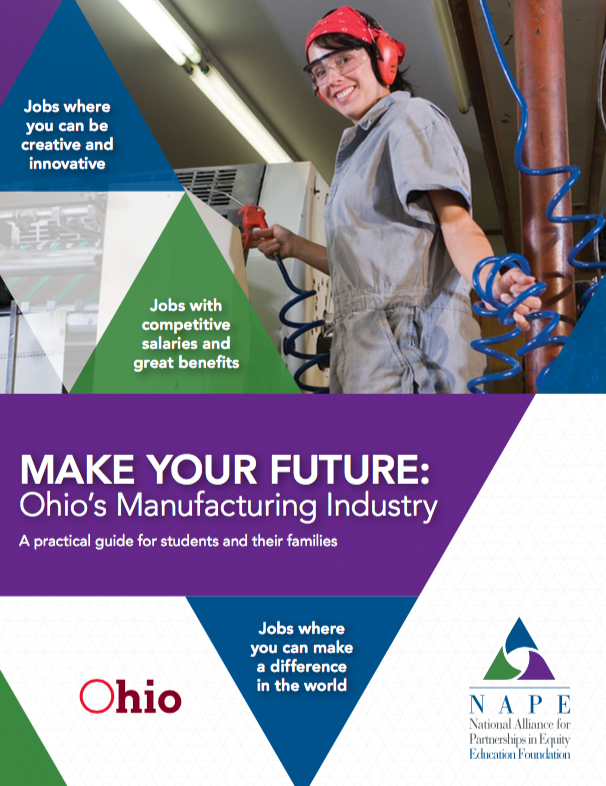 Make your Future: Ohio's Manufacturing Industry