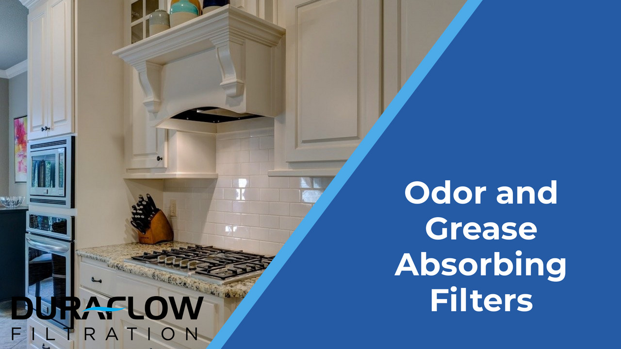 Odor and Grease Absorbing Filters