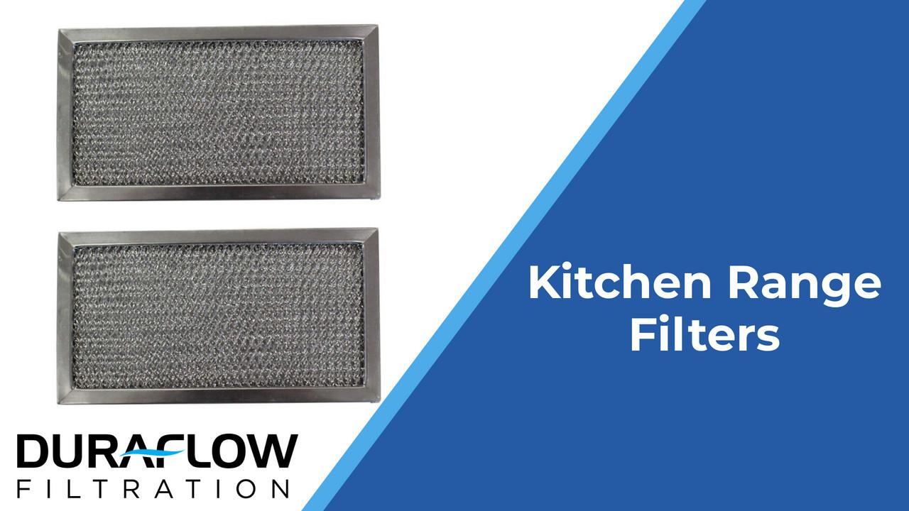 Aluminum Range Filters