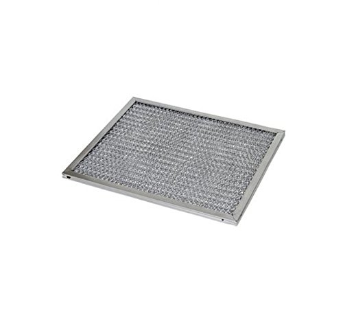 GE Compatible WB2X8391 Duraflow Industries Range Hood Filter   9 x 10.5 x 1/8