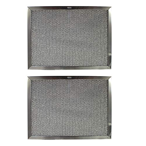 Replacement Aluminum Filters Compatible with Estate W10419114, Sears/Kenmore S99010300, Whirlpool W1