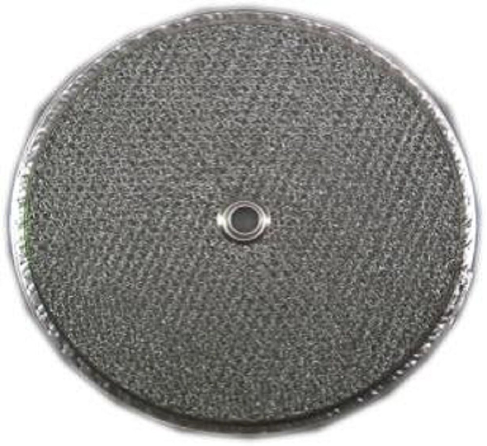 Broan 99010046 and r Nutone 12537 000, 27340 900 Replacement filter with grommet hole by Duraflow