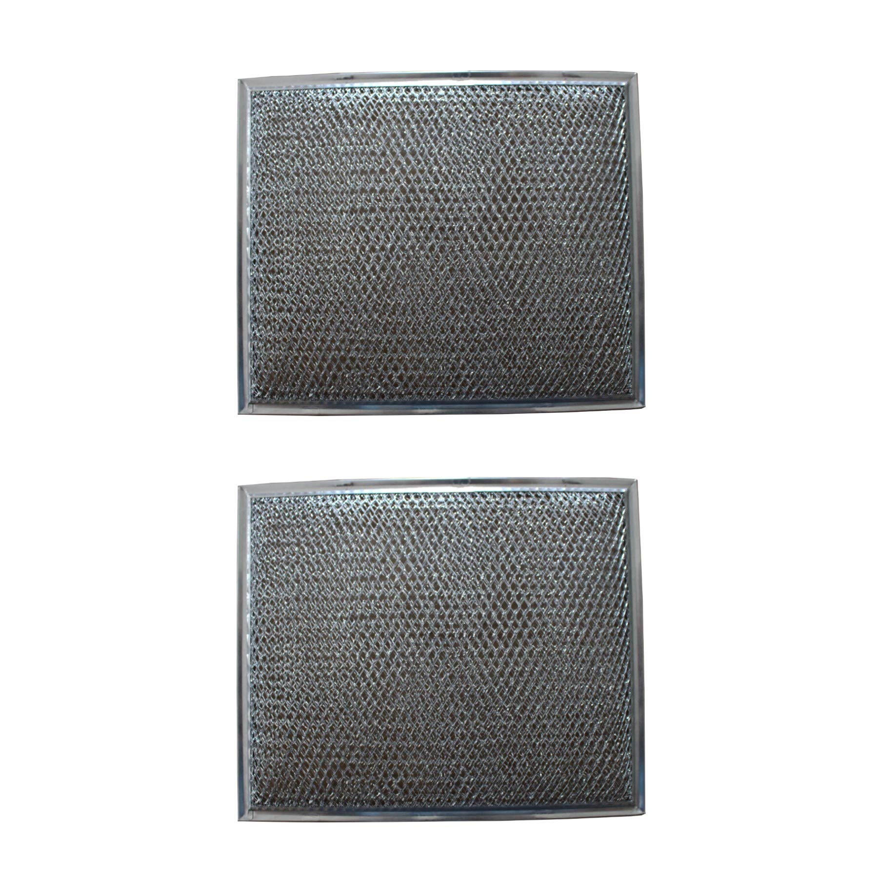 Replacement Aluminum Filter Compatible With Many Broan / Nutone Models   8 3/4 x 10 1/2 x 1/8 inches