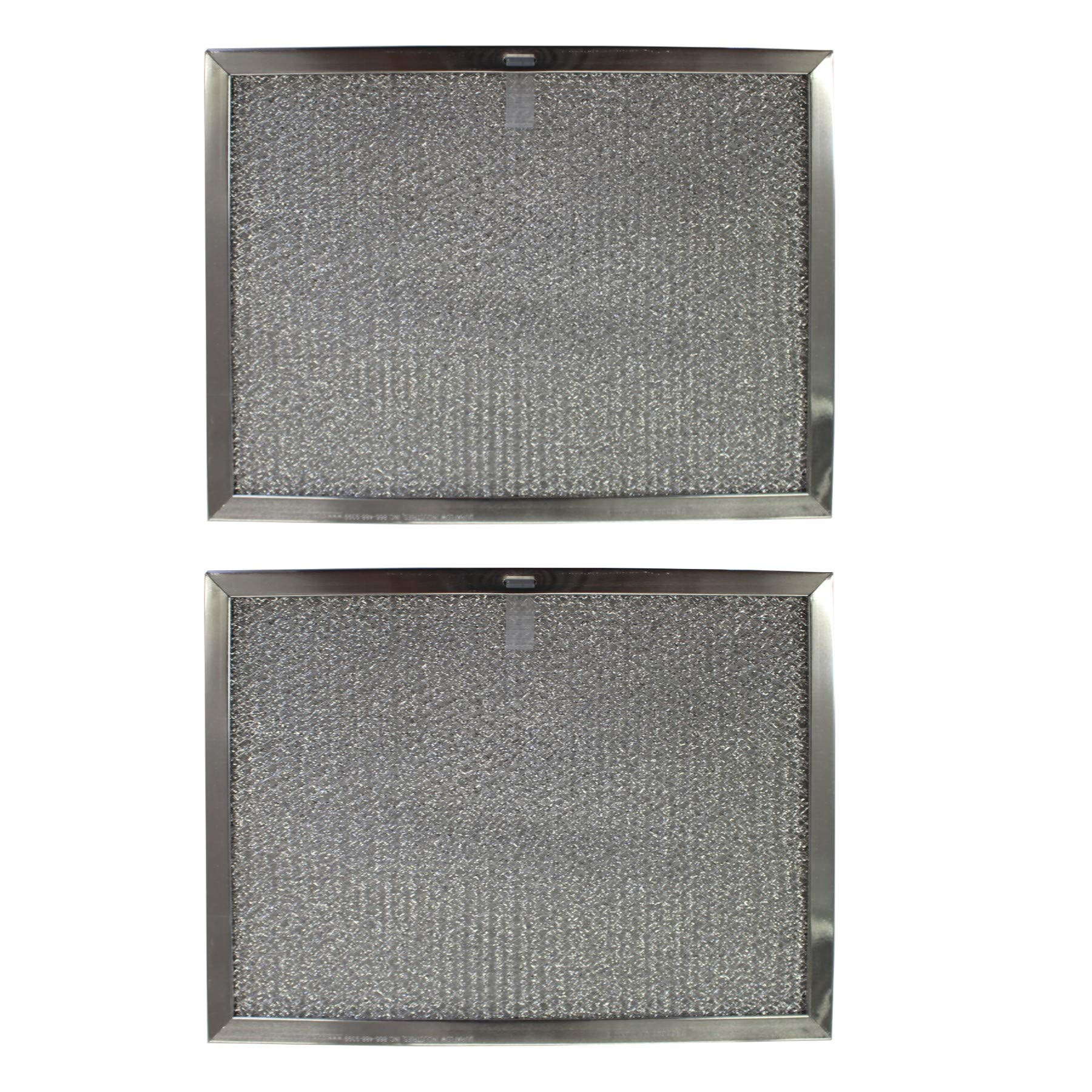 Replacement Aluminum Filters Compatible with Broan 97013159, Broan 97013160, Broan 97013162, Sears/K