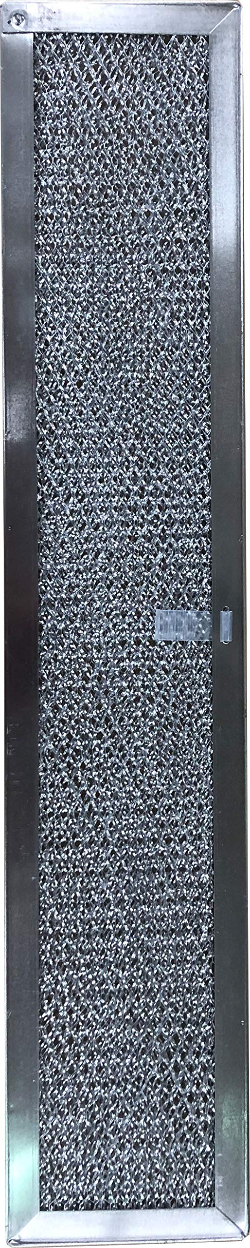 Replacement Aluminum Range Filter Compatible With Dacor 82558,G 8655,RHF0413   4 x 30 1/2 x 3/32 (PT