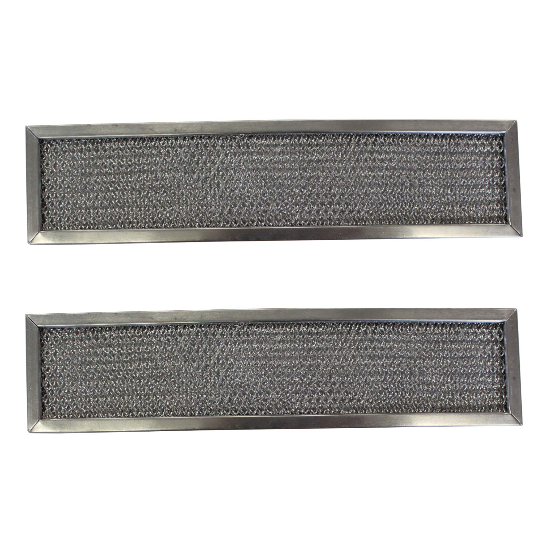 Replacement Aluminum Filters Compatible with Nutone 20150 000,G 8568,RHF0604  6 1/4 X 28 1/4 X 3/8 (