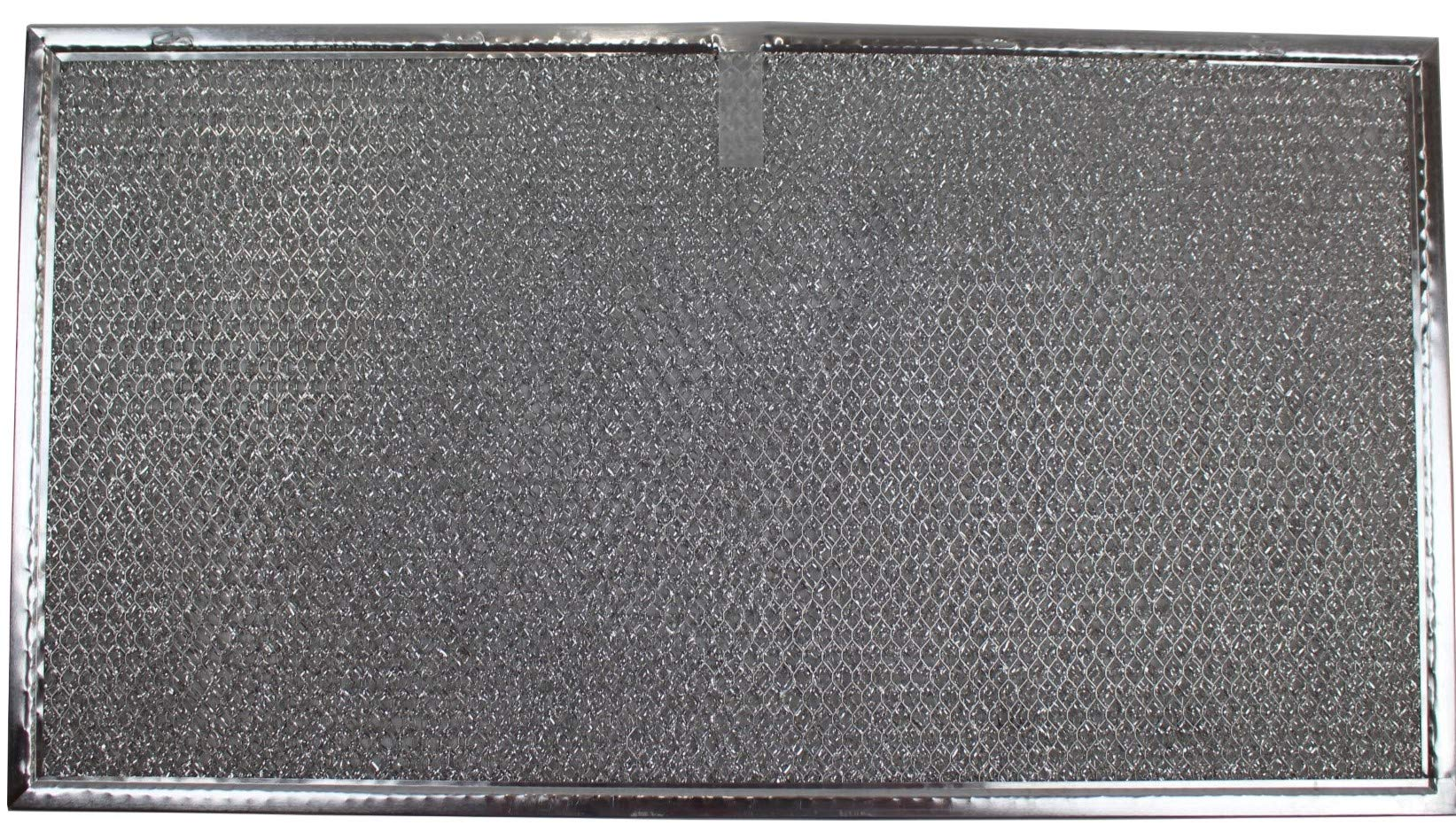 Replacement Aluminum Range Filter Compatible With GE WB2X7846,G 8172,RHF0867   8 1/4 x 16 1/4 x 3/32