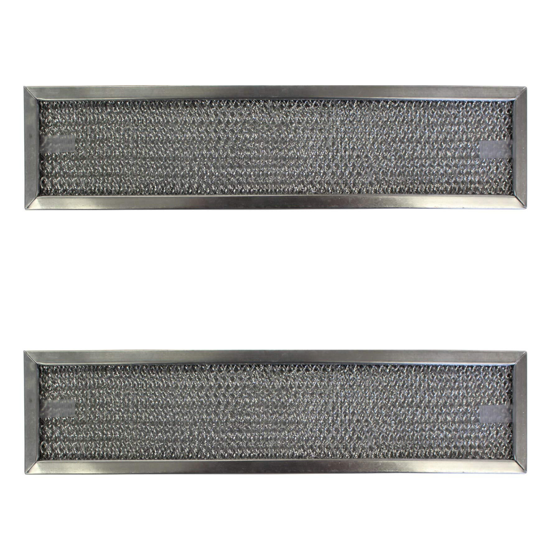 Replacement Aluminum Filters Compatible with Broan 97015841, Broan 97015843,G 8404,  4 1/2 X 12 5/8