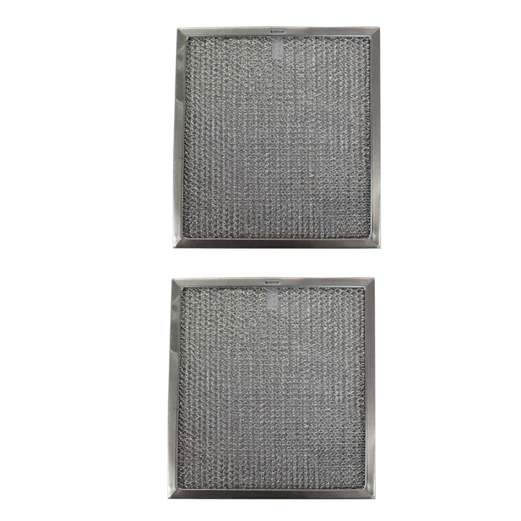 Replacement Aluminum Filters Compatible with Nutone 25791 000,G 8628,RHF1302  13 1/4 x 15 1/2 x 1/2
