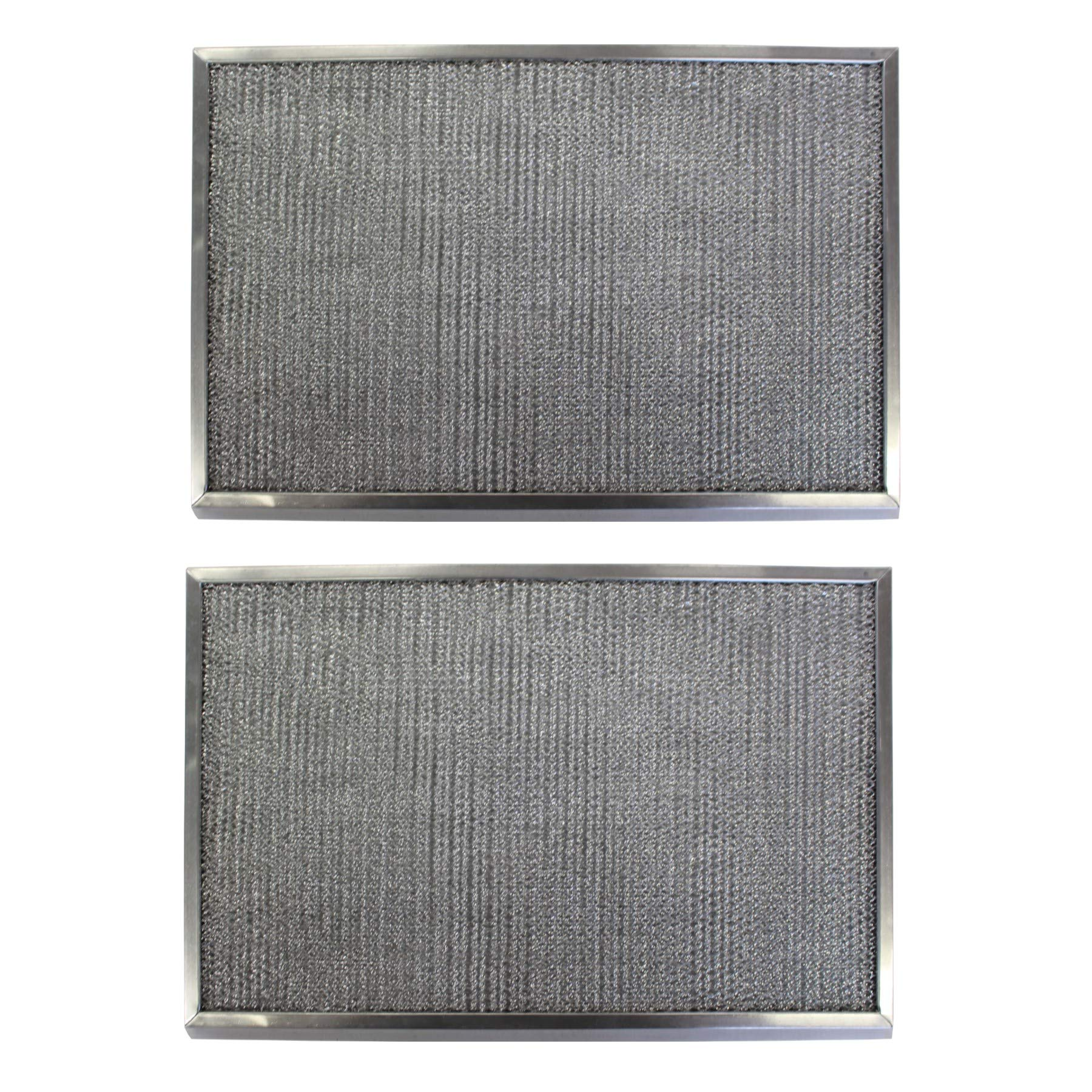 Replacement Aluminum Filters Compatible with Amana 830192,G 8611,RHF0841  8 15/16 x 18 15/16 x 3/8 (