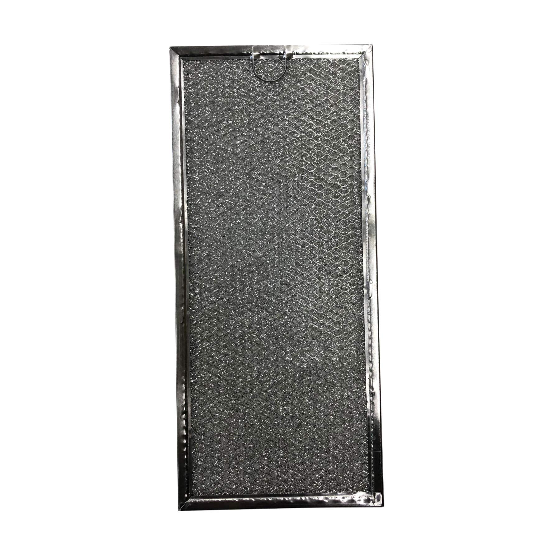 Replacement Aluminum Range Filter Compatible With Many Amana, Kitchenaid, and Whirpool Models   6 1/