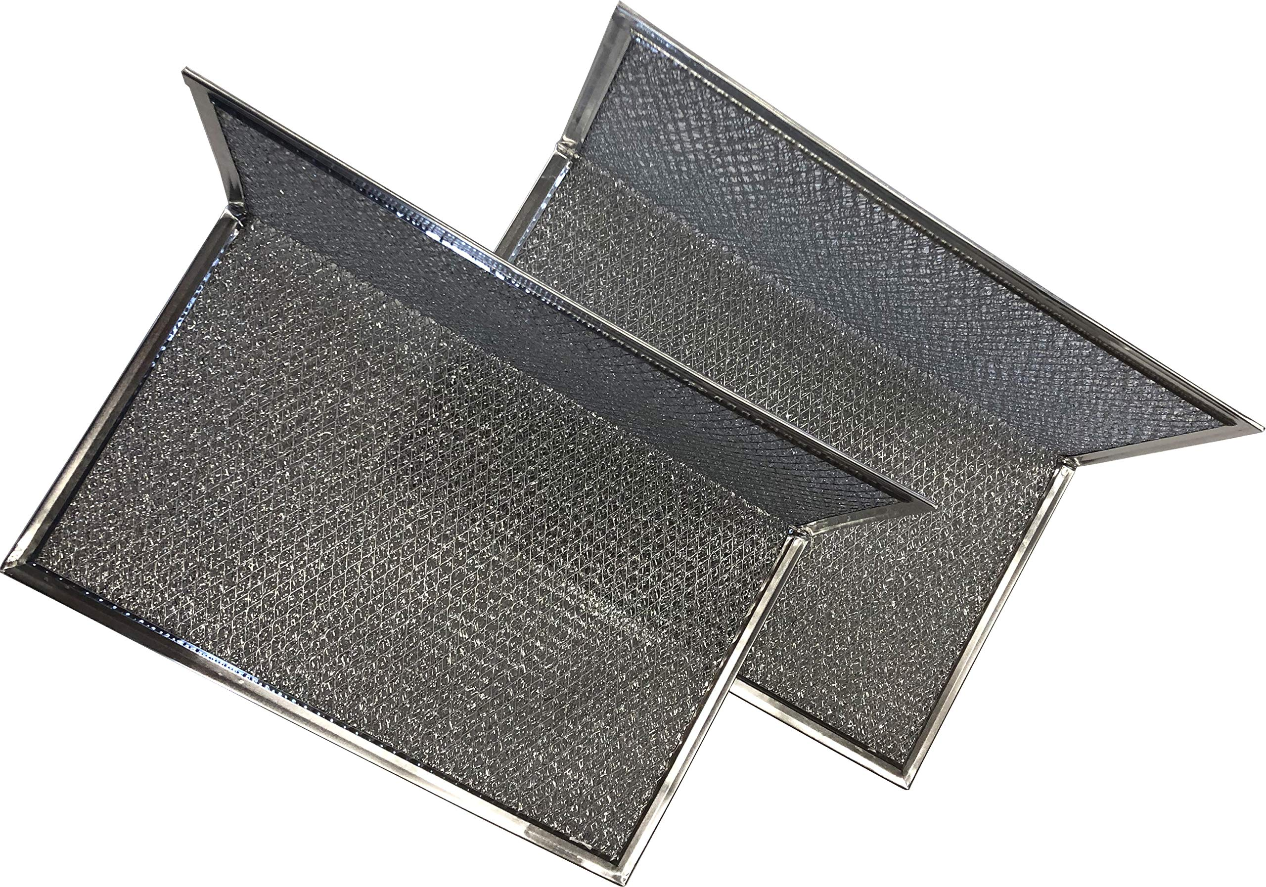 Replacement Aluminum Filter Compatible with Broan R610038, R610080, SR610 080, Rangeaire 610038, SR6